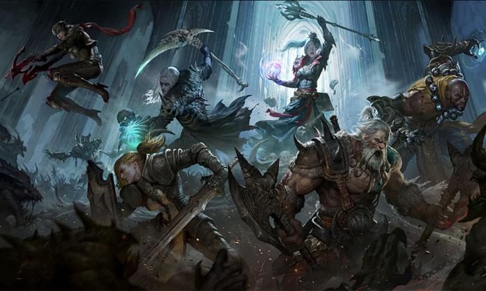 ตลาดเดือด 6 เกมมือถือ MMORPG เบอร์แรงที่ท้าชนกราฟิกสุดอลังการ