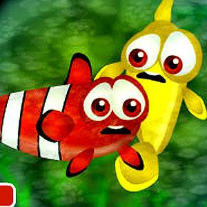 เกมส์หาของ Fish Eat Fish