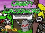 เกมส์ฝึกสมอง Creepy Crossword