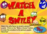 เกมส์จับคู่ Match a Smiley