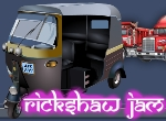 เกมส์รถแข่ง Rickshaw Jam
