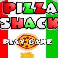 เกมส์ทำอาหาร Pizza Shack