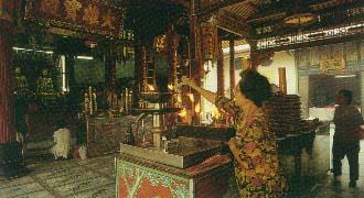 ความเชื่อของชาวจีนในประเทศไทย
