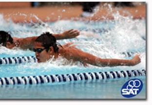 ประวัติกีฬาว่ายน้ำ