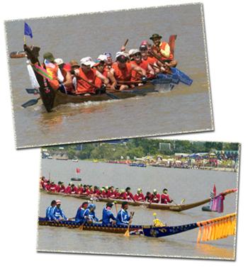 ประวัติกีฬาเรือยาว