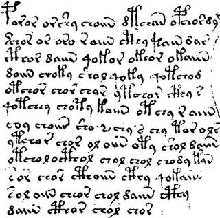 ข้อเขียนวอยนิค-Voynich-manuscript