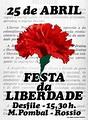 การปฏิวัติคาร์เนชั่น (Carnation Revolution) ที่เมืองลิสบอล  ประเทศโปรตุเกส