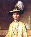 รัชกาลที่ 7 และพระบรมราชินีนาถ พร้อมด้วยพระบรมวงศานุวงศ์เสด็จประพาสยุโรป