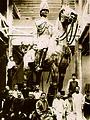ร.5 เสด็จพระราชดำเนินทรงประกอบพิธีเปิดพระบรมรูปทรงม้า