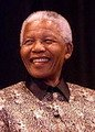 เนลสัน แมนเดลา ได้รับการเลือกตั้งเป็นประธานาธิบดีประเทศแอฟริกาใต้