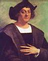 คริสโตเฟอร์ โคลัมบัส นักสำรวจชาวอิตาเลียน ผู้ค้นพบทวีปอเมริกา