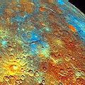 ภาพถ่ายดาวพุธจากยานมารีเนอร์ 10