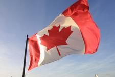 ธงชาติของประเทศแคนาดา