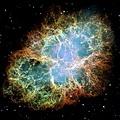 ภาพถ่ายจากกล้องโทรทรรศน์อวกาศฮับเบิล (Hubble Space Telescope : HST)