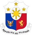 ตราสัญลักษณ์ประเทศฟิลิปปินส์