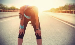 8 สัญญาณอันตราย ควรหยุดออกกำลังกายทันที