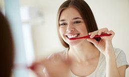 5 วิธี ดูแลเหงือกและฟันเพื่อลดปัญหาเลือดออกขณะแปรงฟัน