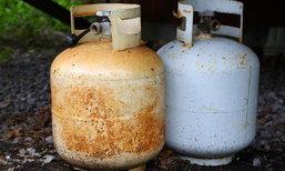 ก๊าซหุงต้ม ห้ามสูดดม เสี่ยงขาดออกซิเจน-หมดสติ-เสียชีวิต