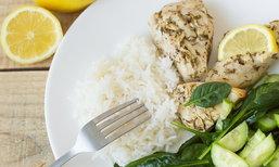 โปรตีน และอาหารแคลอรี่ต่ำ ลดเบาหวานได้