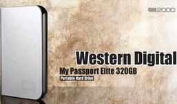 Western Digital My Passport Elite 320GB