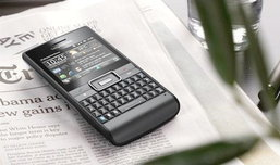 โซนี่ฯออกสมาร์ทโฟน QWERTY คีย์บอร์ด
