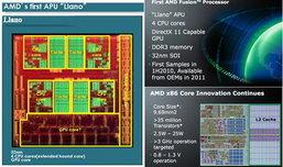 AMD เปิดตัวใหม่ [ Liano ]