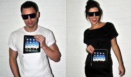 iTee เสื้อยืดสำหรับสาวก iPad ตัวจริง