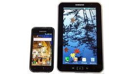 Samsung เผยโฉมเครื่อง Tablet แล้วในชื่อ Galaxy Tab