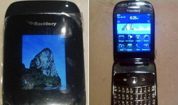 "BlackBerry 9670 จอใหญ่ดีไซน์""ฝาพับ"""