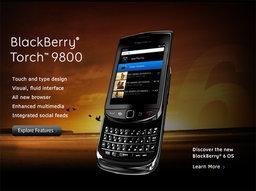 [Preview] Blackberry Torch9800 ตัวใหม่ล่าสุด!!!