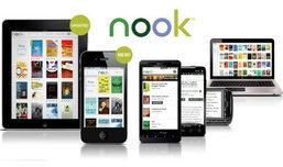 Nook app บน iPhone, iPad และ PC