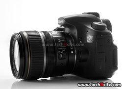 [Preview] มาแล้ว DSLR สายพันธุ์ใหม่ Canon EOS60D !!!