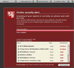 """MS Update """"ปลอม""""โจมตีผู้ใช้ Firefox"""
