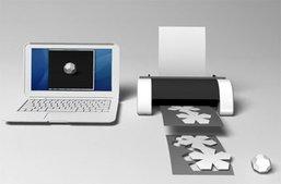 Paper Cut เครื่องพิมพ์กระดาษอัจฉริยะ