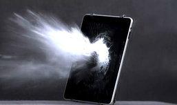 ตะลึง..นำ iPad ทดสอบกันกระสุนปืนได้