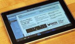 HP Slate เจ๋งกว่า iPad เยอะเลย ????