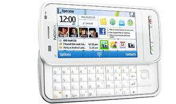 นี่คือ Nokia C6 หน้าจอสัมผัสพร้อม QWERTY 4 แถว