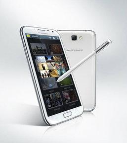 หลุดราคา Samsung Galaxy Note II