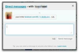 ระวัง!!! DM อันตรายจากเพื่อน Twitter