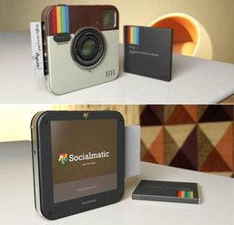 ว้าว!!! กล้อง Instagram ฝันที่เป็นจริง