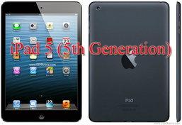 ลือ!! iPad 5 บางเบากว่าเดิมพร้อมเปิดตัวมีนาคมปีหน้า?
