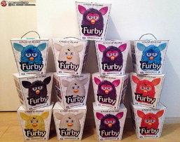 คุยกับ Furby อย่างไรให้รู้เรื่อง(ถ้าไม่ได้อ่าน...พรุ่งนี้ท่านจะคุยกับเขาไม่รู้เรื่อง)