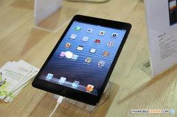 รวมราคา และโปรโมชั่น iPad mini และ iPad 4 จากบูธ ทรูมูฟ, ดีแทค และเอไอเอส