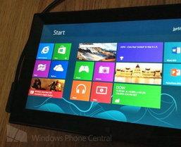 เผยภาพต้นแบบแท็บเล็ต Nokia