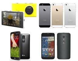 เทียบกล้อง 4 สมาร์ทโฟน ใครเจ๋ง ?
