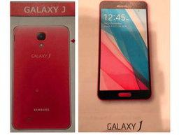 Galaxy J ลูกผสมจาก S4 และ Note 3