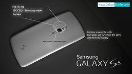 จัดเต็ม กล้อง Galaxy S5  บิลด์มาอย่างอลังการ
