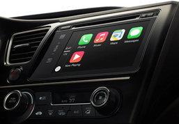 แอปเปิล เปิดตัว CarPlay ผู้ช่วยส่วนตัวในรถยนต์ รองรับ iPhone 5S, iPhone 5C และ iPhone 5