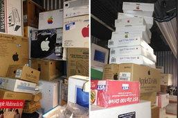 สุดยอดคลังสินค้า Apple ของคุณยาย มูลค่ากว่า 30 ล้านบาท