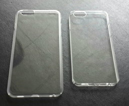 ตามสูตรเป๊ะ! เคส iPhone รุ่นใหม่จอใหญ่ขึ้นเริ่มโผล่มาแล้ว